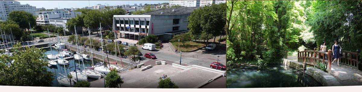 Ville de lorient bretagne sud morbihan s jour lorient for Lorient piscine
