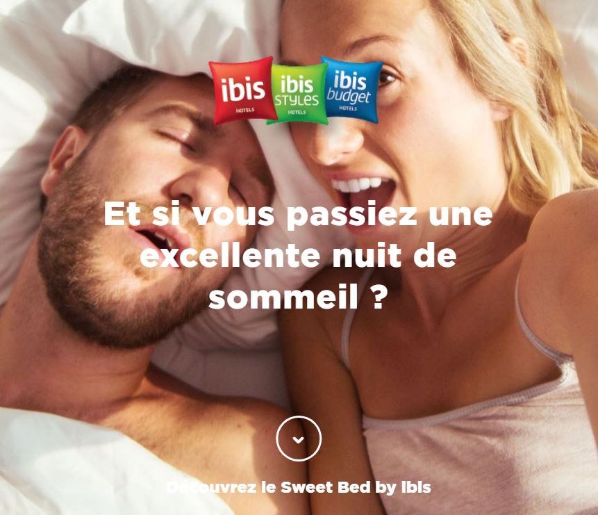 Sweet bed by Ibis hôtel Lorient Morbihan